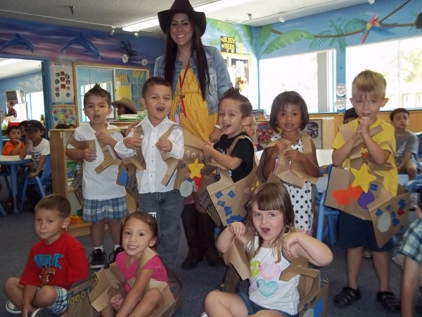 Fresno Daycare Center - Preschool & Afterschool Child Care